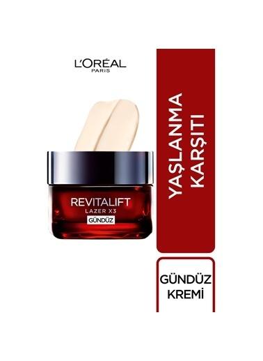 L'Oréal Paris Dermo Expertise Revitalift Laser X3 50 ml Mürdüm